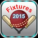 Cricket Cup 2015 Fixtures icon