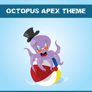 Octopus Apex Theme download