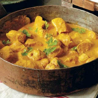 Ultimate Chicken Curry (Tamatar Murghi) from 'Indian Cooking Unfolded'.