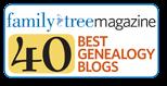 家谱Magazine 40个最佳家谱博客