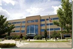 Riverton Familysearch图书馆(照片礼貌Al Hartmann / Salt Lake Tripute)