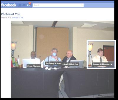 Facebook支持智能朋友标记