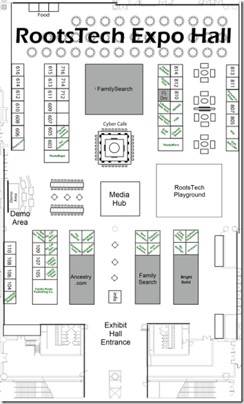 rootstech. Expo Hall