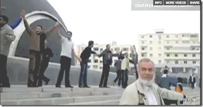 埃及的青年加入携手,以保护亚历山大图书馆