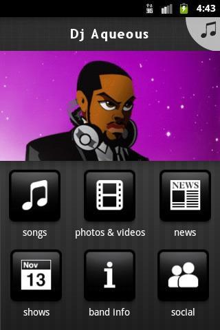 Dj Aqueous - screenshot
