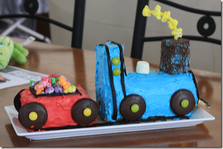 Amazing Choo Choo Train Cake Cook Clean Craft Personalised Birthday Cards Veneteletsinfo