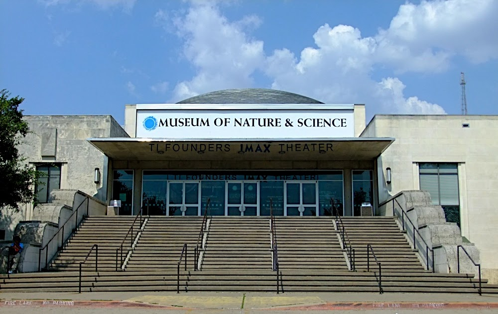 Museum Of Nature And Science Dallas Planetarium