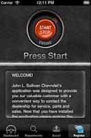 Screenshot of John L. Sullivan Chevrolet
