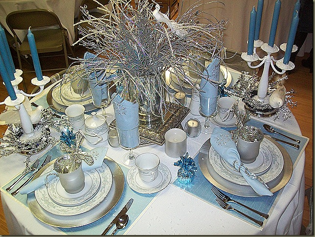 Jadehollow: Tablescape Thursday .. Christmas Tea II