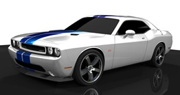 New 2011 Dodge Challenger SRT8 392