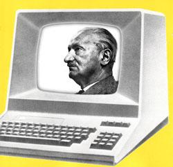 Heidegger!