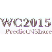 Predict WorldCup 2015 Winner