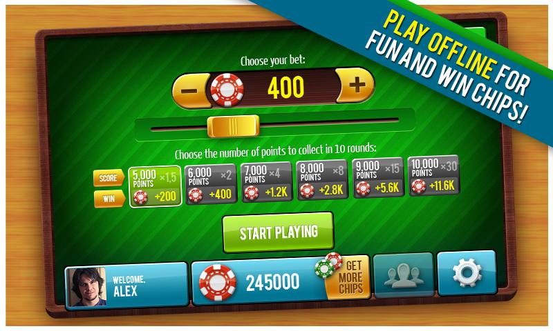 Farkle Live - screenshot