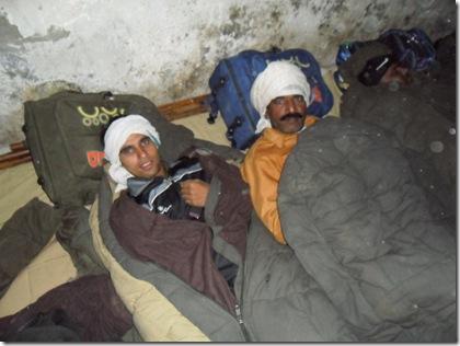SLEEPING BAG 2