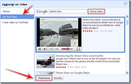 Come caricare un video in un post di Blogger dal proprio ...