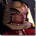 El «Capitan Apolo» en una escena de la fallida «The second coming»