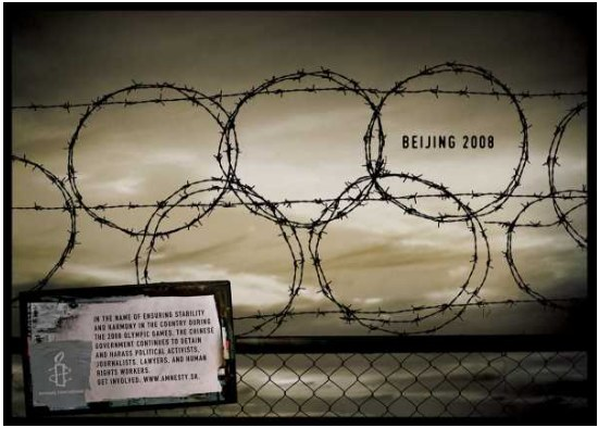 Amnesty International: Beijing 2008