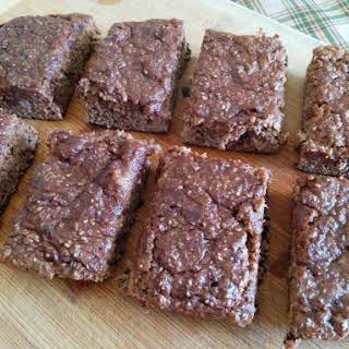Protein Brownies (vegan Friendly).