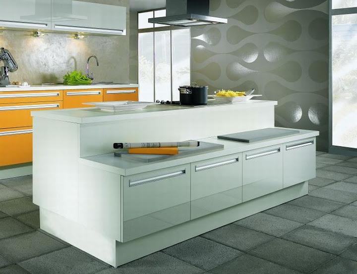 musterk che concept k chenform front glanz wei mango. Black Bedroom Furniture Sets. Home Design Ideas