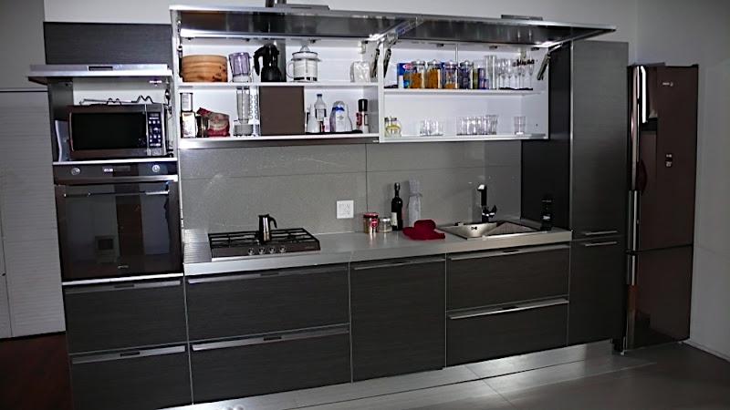 Horizontal Flip Up Cabinets Hard To Use