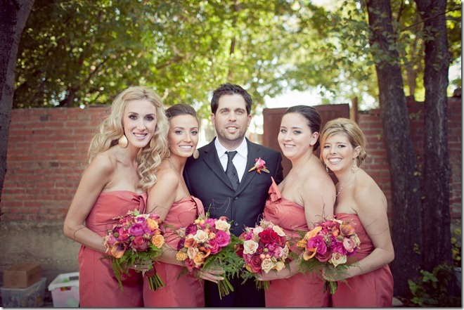 Bridal Party Fort Worth
