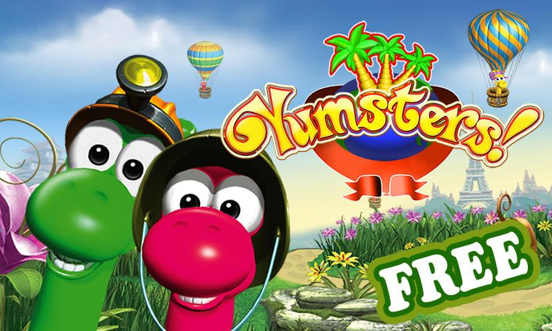 Yumsters! Free - screenshot