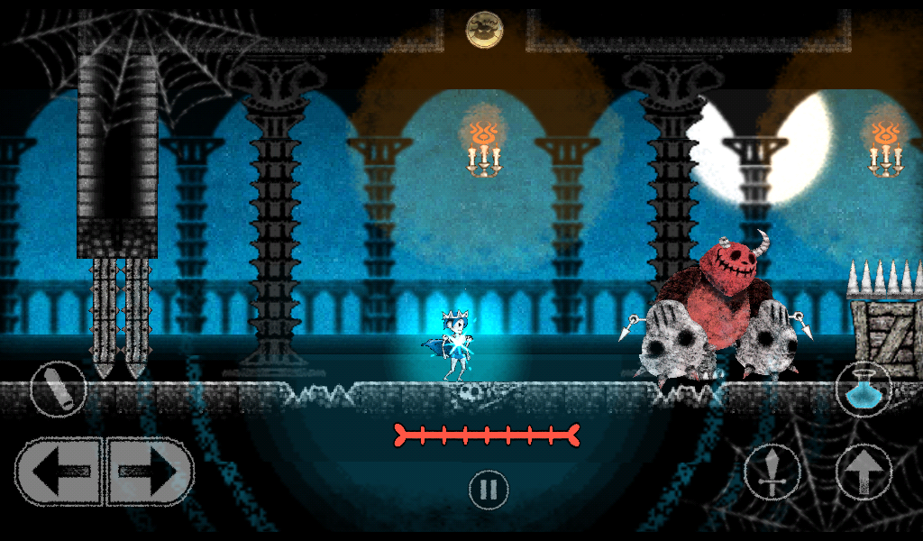 Dokuro - screenshot
