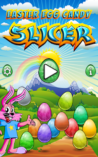 Easter Egg Candy Slicer Game- screenshot thumbnail