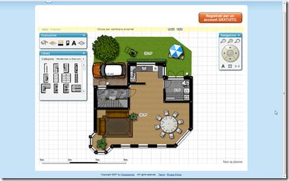 Siti e programmi per progettare arredamenti di interni for Software per progettare interni