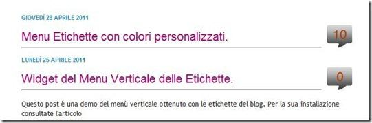 icone con numero commenti in blogger