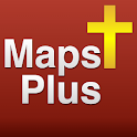 2615 Bible Maps with Study icon