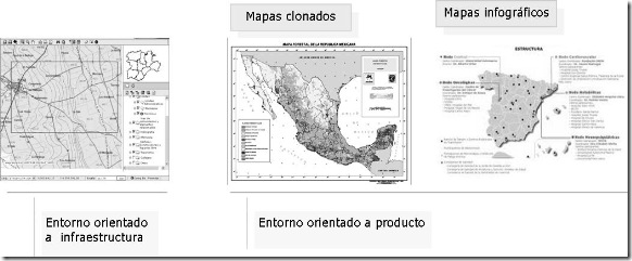 modelos de mapas en internet