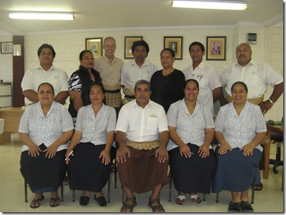 My Friends in Tonga