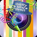 New Year Photo - Free icon