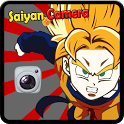 Super Saiyan Hair Camera icon