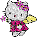 Hello Kitty Angel 2 LWP logo