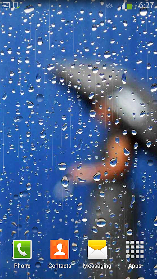rain live wallpaper android apps on google play