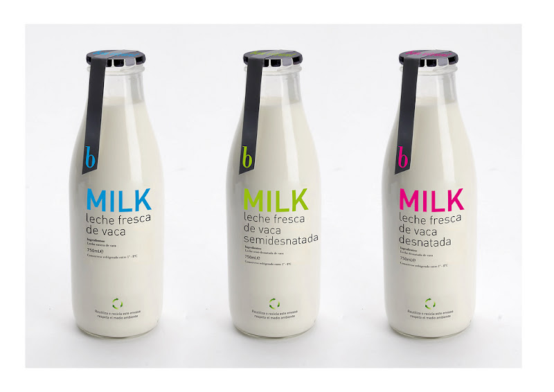milk on packaging of the world creative package design gallery
