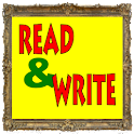 Read Write Alfabet Learning icon