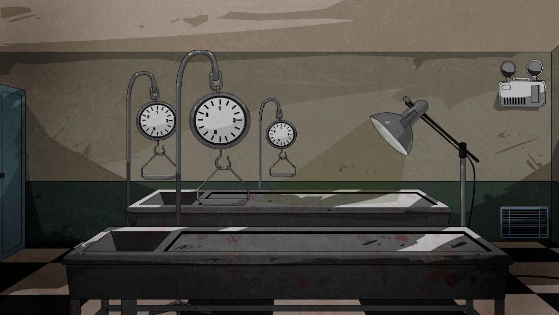 脱獄 3:終章・エピローグ -  遺体安置所