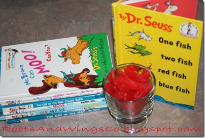 dr seuss day red fish