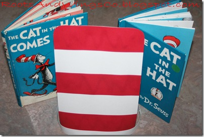 dr seuss day cat in the hat books