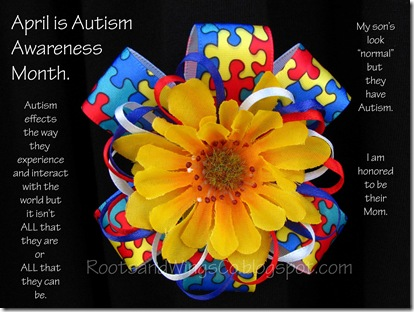 RW Autism Awareness