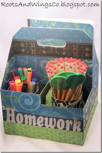 homework station 5