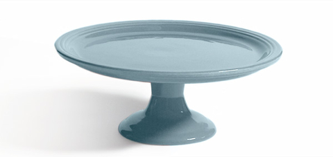 Bauer Pottery Cake Stand