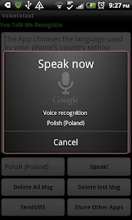 Voice To Text for Multi-Apps Screenshot