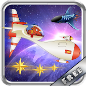 Star Birds Galaxy Space Wars 2