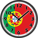 Portugal Clock icon