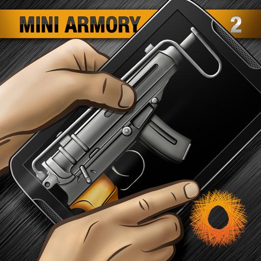 Weaphones™ Gun Sim Free Vol 2 LOGO-APP點子
