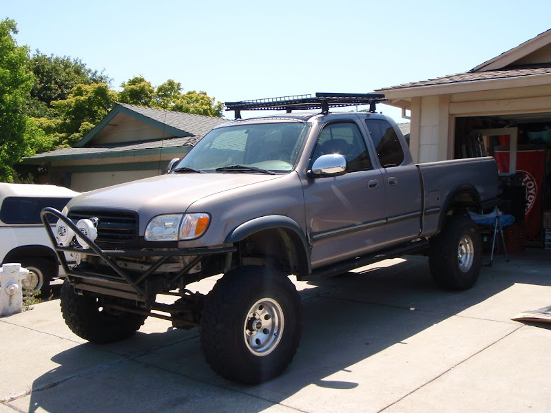 Permanent Vs Clip On Roof Rack Toyota Tundra Forums